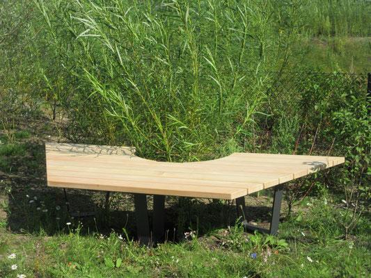 ULTRA Hexagon Bench