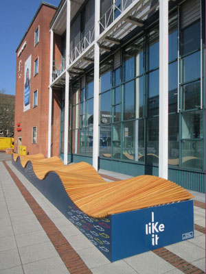 Nautilus HPL Wood Wave Deck