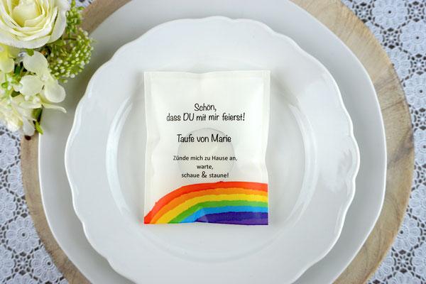 LichtBotschaft Design Regenbogen - Sonderwunsch