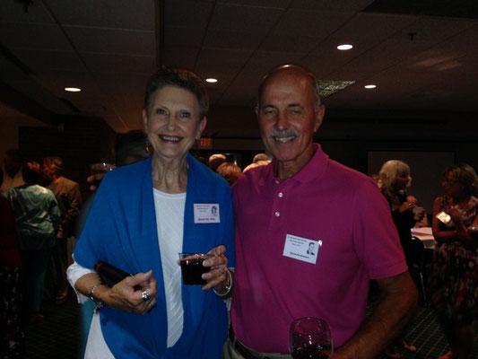 Maureen Bol, Dave Southward.