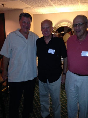 Larry Dutcher (Flint Northern), Jim Neff, Dan Aube.