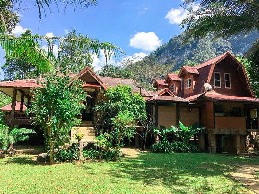 Khao Sok Nature Resort - Anlage