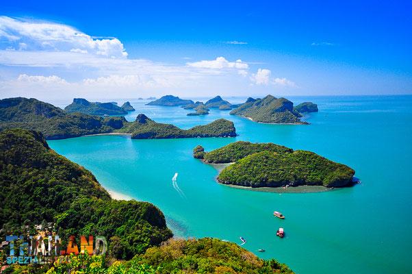 Thailand Rundreisen im Süden