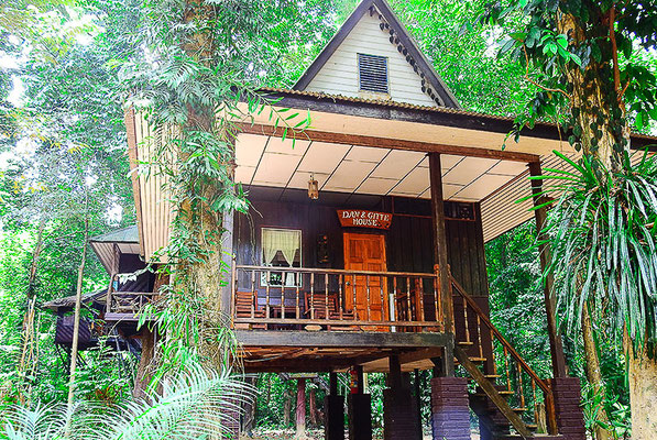 Khao Sok Nature Resort - Dan&Gitte House
