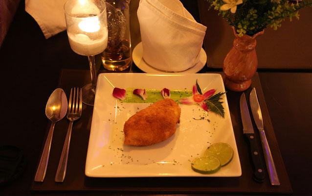 Cordon Bleu Schnitzel Chiang Rai