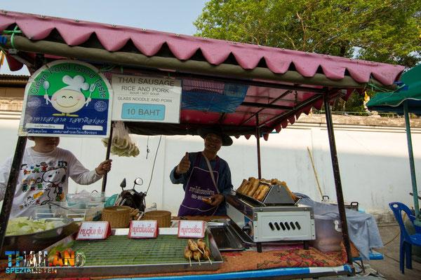 Garküche im Norden Thailands