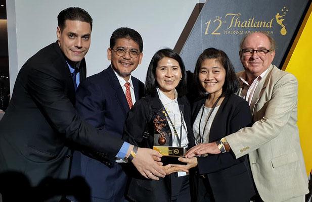 Thailand Tourism Award