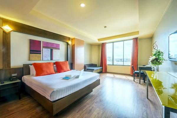 Bangkok Cha-Da Hotel Dekuxeroom