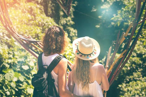 Trekking oder einfach wandern im sattgrünen Chiang Rai