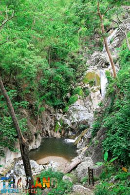 Wasserfall in Tak Thailand