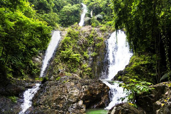 Huai To im Süden Thailands