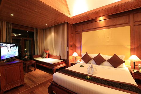 Zimmer im Resort