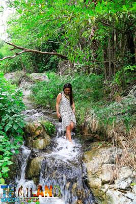 Lansang Waterfall