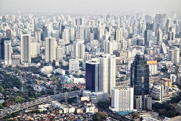 Bangkok - eine Weltmetropole