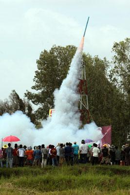 Bang Fai - Raketenstart