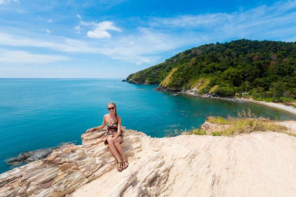 Touristen lieben Koh Lanta besonders bei Insel-Hopping-Reisen