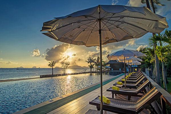 Islanda Hideaway Resort auf Koh Klang swimming pool