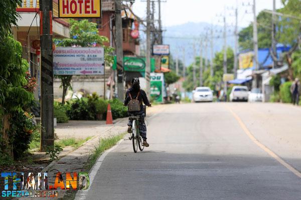 Fahrrad-Tour in Chiang Khong