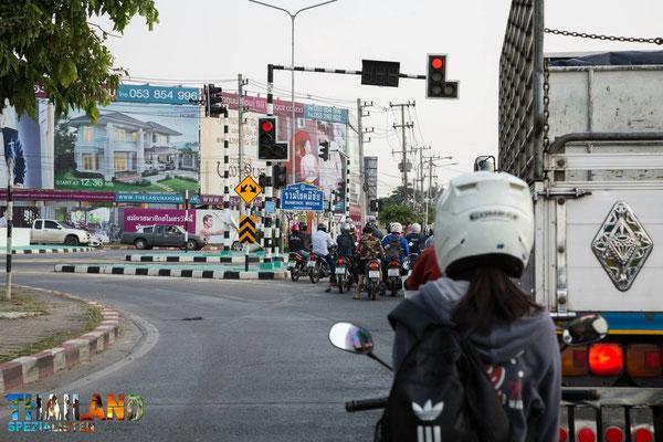 Kreuzungen Thailand