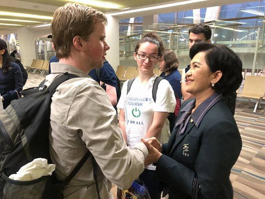 In Phuket endet die Thailandreise für Blinde