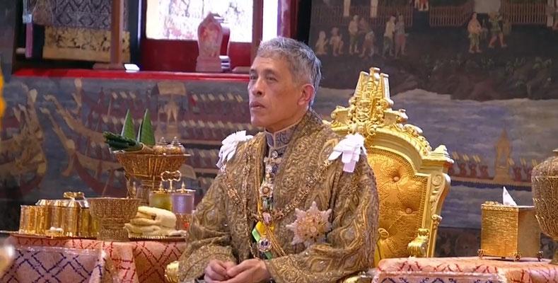 Seine Majestät König Vajiralongkorn Rama X