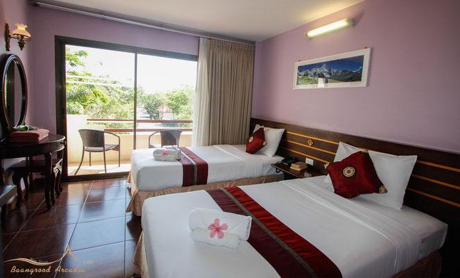 Grood Aracadia Resort Standard Zimmer