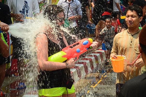 Wasserfest Thailand