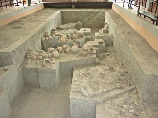 Ausgrabungen bei Ban Chiang