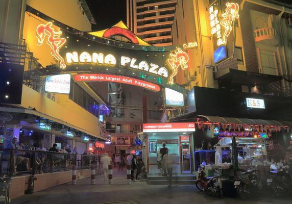 Nachtleben Bangkok Nana Plaza