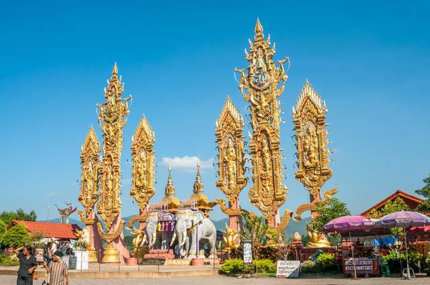 Goldenes Dreieck in Chiang Rai