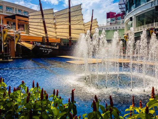 Jungceylon Einkaufszentrum in Phuket