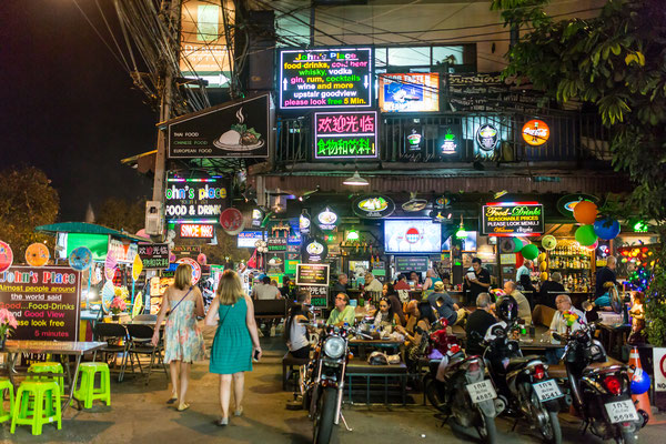 Chiang Mai Nachtleben