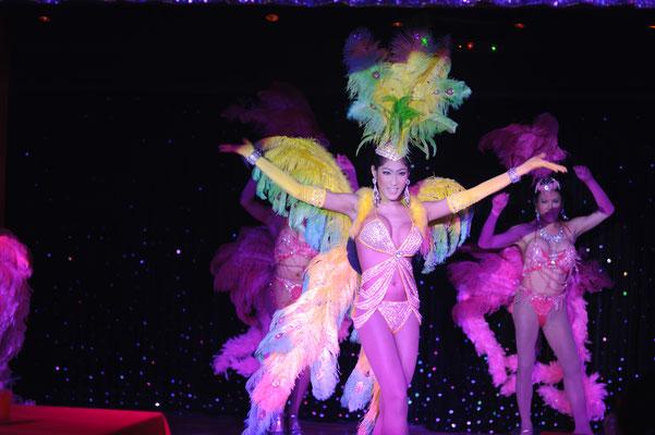 Moulin Rose Phuket Cabaret Show