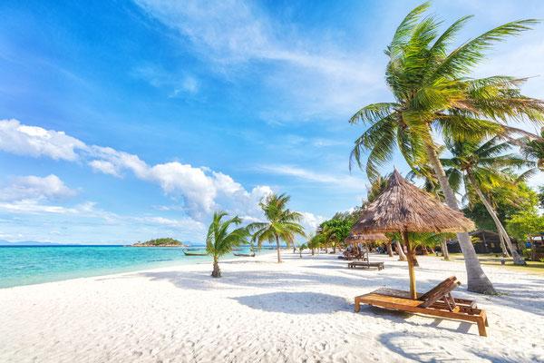 Koh Lipe - Die Insel hat individuelle Strände
