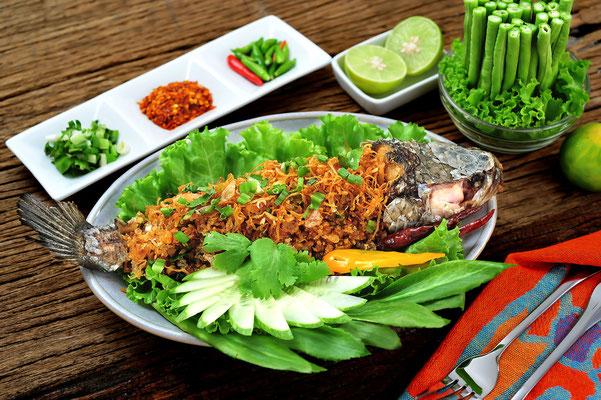 Thai Küche zum abnehmen im Urlaub