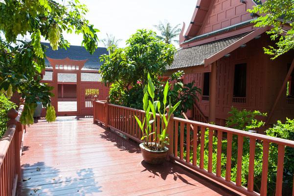 Teakholz Thailand