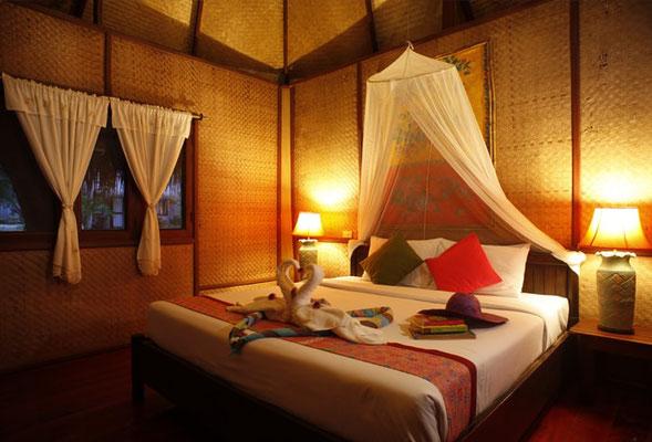 Thapwarin Resort - Warin Cottage