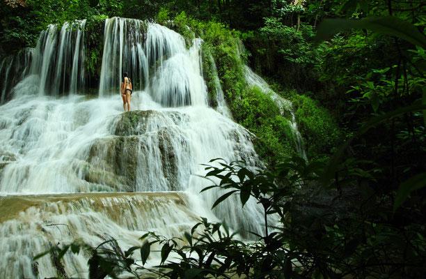 Imposanter Wasserfall