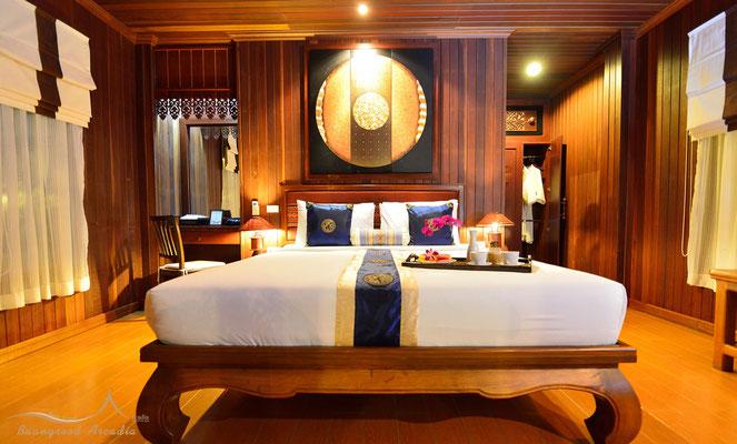 Grood Aracadia Resort Deluxe Villa Seaview