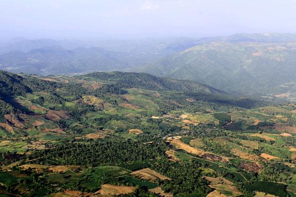 Phu Rua mountain