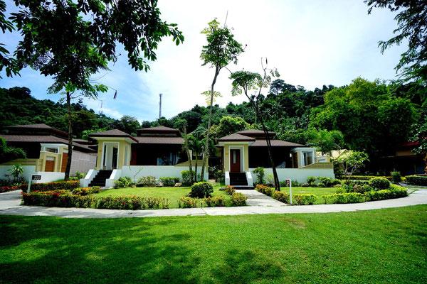 Die Villen vom Koh Hai Fantasy Resort