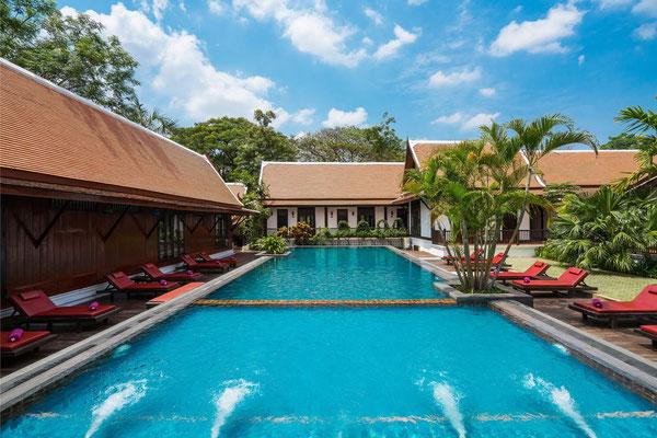Wie immer: Ob in der Stadt, Im Dschungel oder sogar am Meer; Der Hotel.Poll spielt bei vielen Thailand-Touristen eine wichtige Rolle.