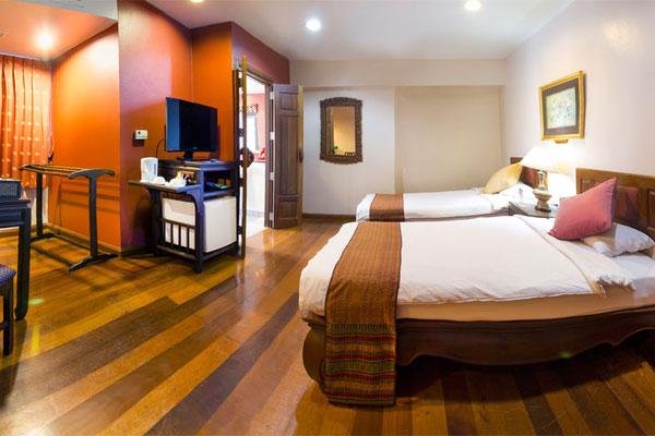 Siam Heritage Hotel – Superior Room