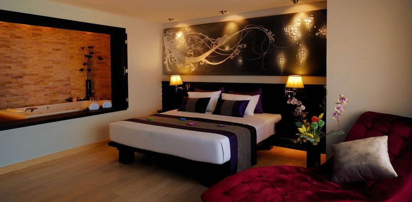 Suite Zimmer Nouvo City Hotel Bangkok