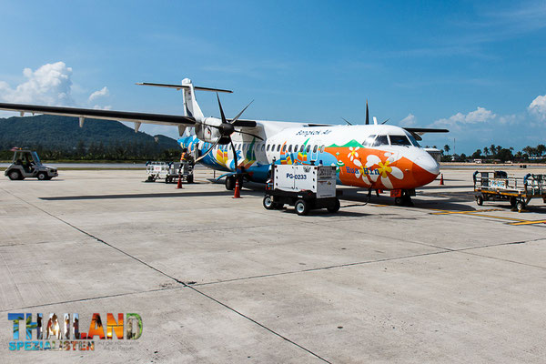 Bangkok Airways - IATA PG