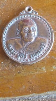 Amulett beim sondeln gefunden