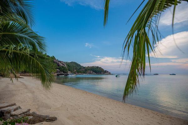 Strand vom Koh Tao Resort