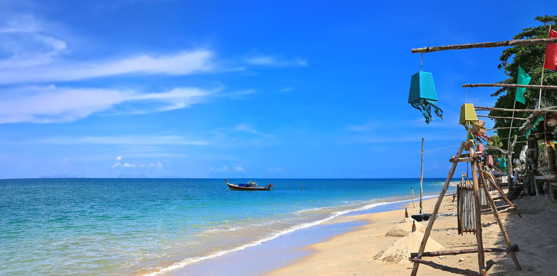 Bdeurlaub auf Koh Lanta Noi und Yai