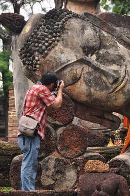 Geschichtspark Kamphaeng Phet