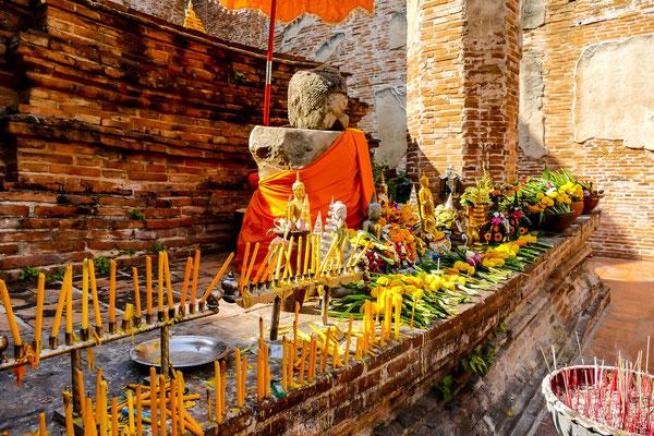 Historische Tempelanlagen gehören auf dieser kulturellen Rundreise unbedingt dazu.